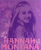 Disneys Hannah Montana - FLEECE BLANKET - Soft Girls Room Decor