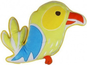 Disney Kingdom Collection Polynesian Bird Decorative Pillow