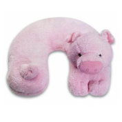 Noodle Head Piggy Neck Pillow Travel Buddy with Baby Buddy