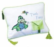 Lillian Rose 24TF405 Dinosaur Tooth Fairy Pillow