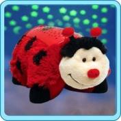 Pillow Pets Dream Lites - Ms. Ladybug 28cm