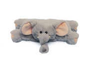 Cosy Cushion Ella the Elephant Warmable Plush Pillow Toy
