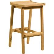 Oxford Garden 80cm . Dartmoor Bar Stool Patio Chair