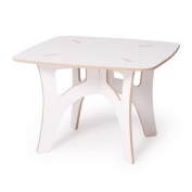 Sprout Kids Table, White