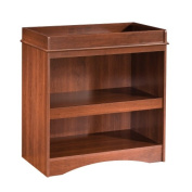South Shore Furniture, Peak-a-Boo Collection, Changing Table, Royal Cherry