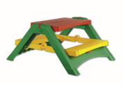 Tot's Toy Folding Picnic Table