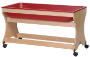 Steffy Wood Products Sand and Water Children Table