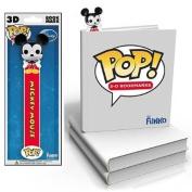 Funko Disney Mickey Mouse 3D Bookmark
