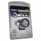 Omega 6 Led 1 Krypton Head Lamp