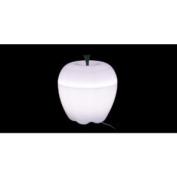 Qualy Large White Happle Apple Lamp