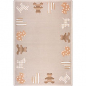 Joy Carpets Baby Animals© Rectangular