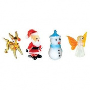 Looking Glass Miniature Collectible - Christmas