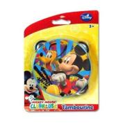 Disney Mickey Mouse Pretend Play Toy Tambourine
