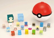 Pocket Monsters Pokemon Great Ball Stack Blocks Toy