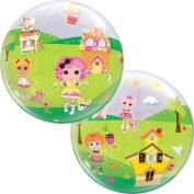 Lalaloopsy Land Bubble Balloon 60cm Mylar Foil Balloon