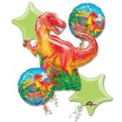 Dinosaur Party Bouquet Balloons