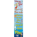 Seuss Jumbo Today You Are You Banner -- Case of 5
