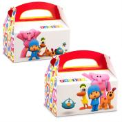 Pocoyo Empty Favour Boxes (4)