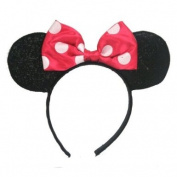 Minnie Mouse Sparkled Ears