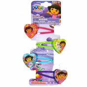 Dora Hair Snaps (1) Party Accessory