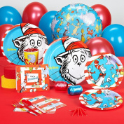 Dr. Seuss Standard Party Pack for 8