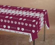Texas AM Aggies Plastic Tablecover