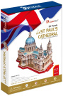 "CubicFun 3D Puzzle ""Saint Paul's Cathedral - London"""