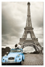 Eiffel Tower, Paris - 1000pc Miniature Jigsaw Puzzle By Educa