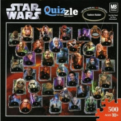 Quizzle Star Wars Jigsaw Puzzle 500pc