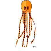 Orange Opie the Octopus Kite