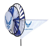 Triple Wind Spinner Armed Forces - Air Force
