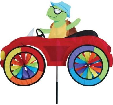 Premier 26754 Car Spinner, Turtle, 60cm by 48cm