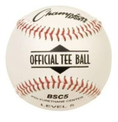 One (1) Official Soft Compression Tee Ball - Level 5
