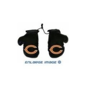 Rearview Mirror Mini Boxing Gloves - NFL Football - Chicago Bears