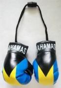 Bahamas - Mini Boxing Gloves