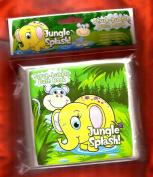 Jungle Splash Scrub Bubble Bath Book