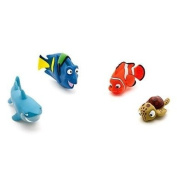Finding Nemo Character Bath Toys