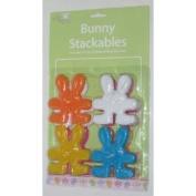 Bunny Stackables - Colourful Interlocking Bunnies