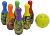 What Kids Want Teenage Mutant Ninja Turtles Licenced Bowling Set