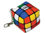 Toy Vault Rubik's Cube Plush Keychain