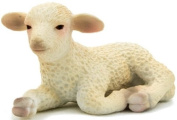 MOJO LAMB HAND PAINTED REPLICA FARM ANIMAL COLLECTABLE TOYS FIGURES 387099