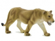 MOJO FEMALE LION HAND PAINTED REPLICA WILD ANIMAL COLLECTABLE TOY FIGURES 387010