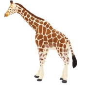 MOJO GIRAFFE HAND PAINTED REPLICA WILD ANIMAL COLLECTABLE TOY FIGURES 387006