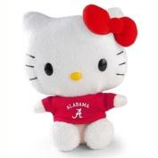 Plushland Inc. Alabama Hello Kitty 15cm * Sanrio Toy New Plush HKBAMA