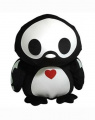 Toynami Skelanimals Encore Deluxe Pen Plush - Penguin