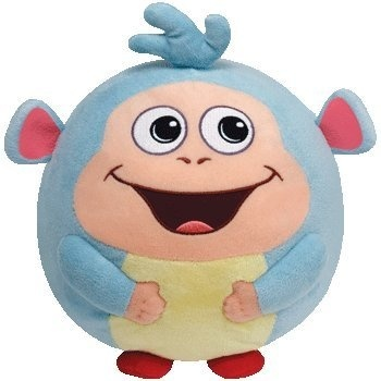 60fb66e11f1 Ty Beanie Ballz 33cm Large Plush Boots The Monkey From Dora by Ty ...