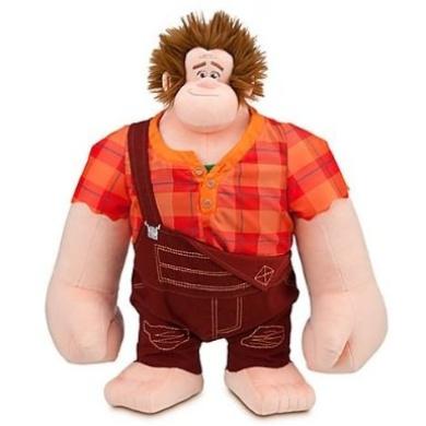 """ Ralph "" Large 41cm Plush Disney's Wreck-it Ralph"