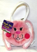 Easter Bunny Plush Pal Purse-Choices may vary