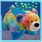 Pillow Pets Dream Lites Plush Night Light - Peace Bear 28cm