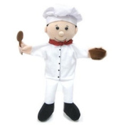 Chef Pierre Hand Puppet 30cm by Timeless Toys